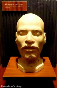 Death Mask of Fatta Chand