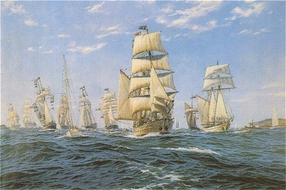 Image result for first fleet
