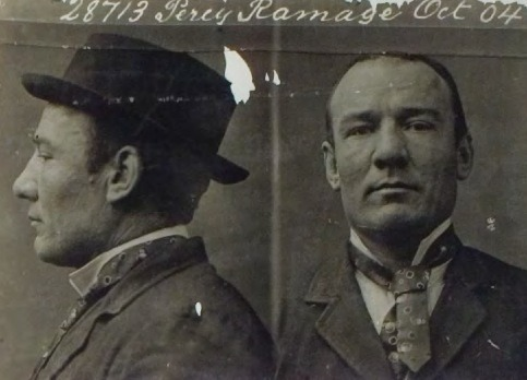 Percy Ramage brought back to Geelong Gaol - Twisted History